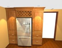 kitchen2-cad-drawing-refrigerator