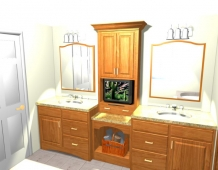 hasselman-master-bath-shallow-tower-with-tv