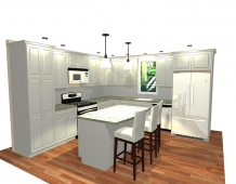 kitchen8-color-cad-drawing