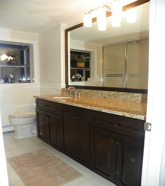 refacing bathroom cabinets refacing bathroom cabinets image cabinets and shower 25237