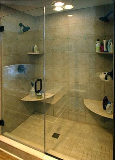 Master Bathroom Design Board