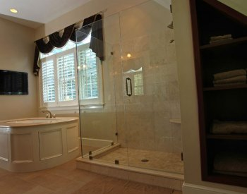 Grand Master Bath Vanity