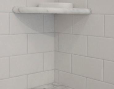 showershelves