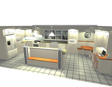 kitchen10-cad-drawing-color