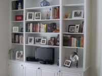 Plymouth Bookcase