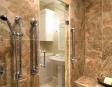 showerlookingout