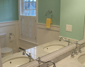 Vintage Look Bathroom Renovision